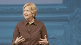 Brene Brown's TED talk 'The Power of Vulnerability'