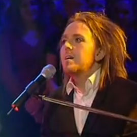 Tim Minchin's song 'Not Perfect'